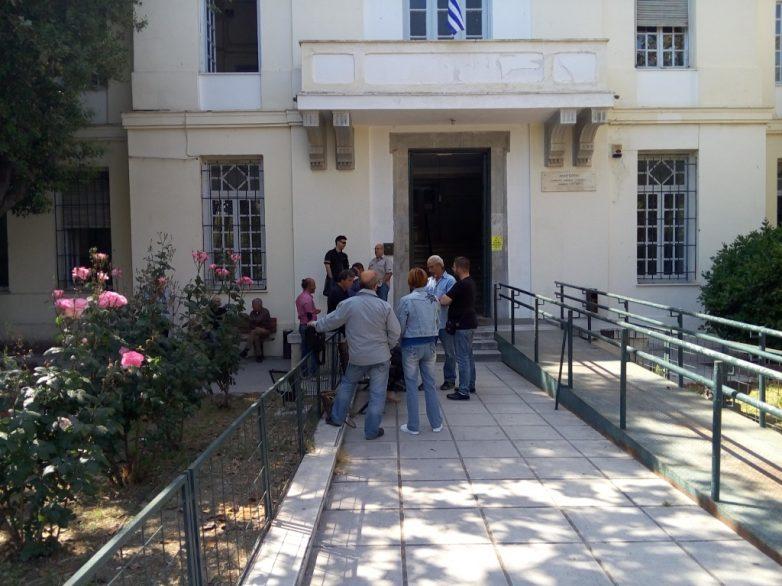 Δεν έγινε πλειστηριασμός α' κατοικίας σήμερα στο ΕιρηνοδικείοΒόλου