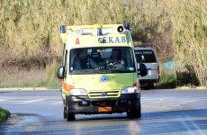Τροχαίο με τραυματία ηλικιωμένο ποδηλάτη στη λεωφόρο Αθηνών