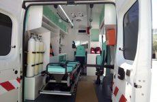 Σε κυκλοφορία  το ασθενοφόρο-δωρεά του Α.Σ. Βόλου στο ΑΓΝΒ