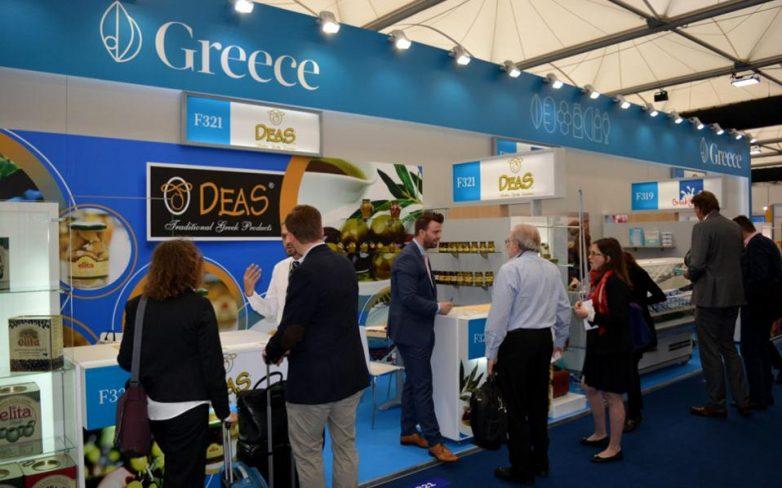 Ο Enterprise Greece στη Διεθνή Έκθεση Προϊόντων Ιδιωτικής Ετικέτας PLMA 2017