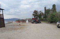 Καμία υπέρβαση των ορίων της νομοθεσίας στην παραλία «ΚΑΡΝΑΓΙΟ»