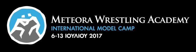 """Παρουσίαση της διοργάνωσης """"Meteora Wrestling Academy"""" – International model camp"""