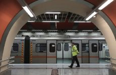 Ξυλοδαρμός στο μετρό: Σε διαθεσιμότητα ο ειδικός φρουρός