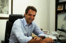 Μητσοτάκης: Ας επιστρέψει τώρα ο κ. Τσίπρας το 0,5% του πλεονάσματος στην κοινωνία