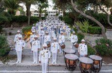 Στο Βόλο η μπάντα του Πολεμικού Ναυτικού