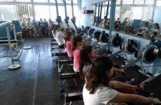 Στις  εγκαταστάσεις του Ν.Ο.Β.Α. οι μικροί μαθητές του 32ου Δημοτικού σχολείου