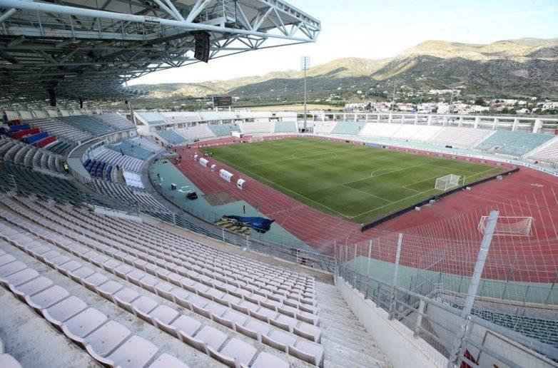Στο Πανθεσσαλικό Στάδιο ο τελικός Κυπέλλου Ελλάδας μεταξύ ΑΕΚ και Ολυμπιακού