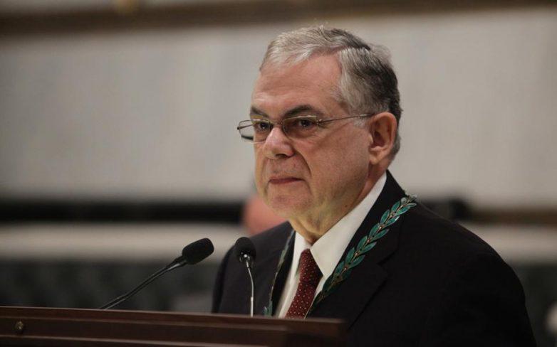 Σε καλή γενική κατάσταση η υγεία του πρώην πρωθυπουργού Λουκά Παπαδήμου