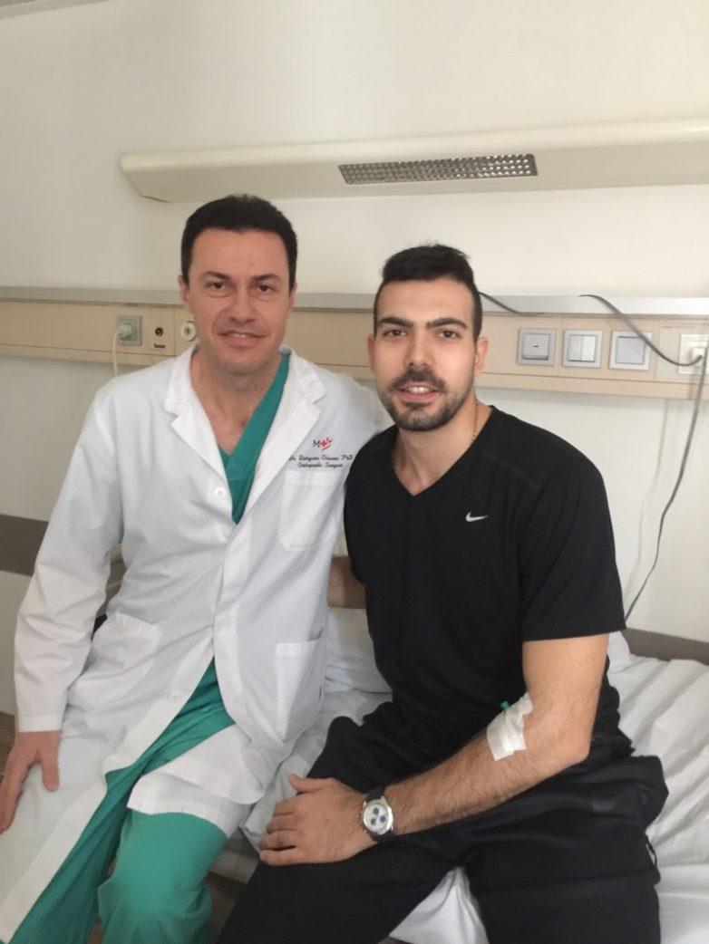Άμεση λύση στους σοβαρούς μυοσκελετικούς  τραυματισμούς με τη χρήση βλαστοκυττάρων