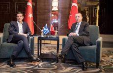 Τσίπρας- Ερντογάν: Θετικό πρόσημο βλέπει το Μαξίμου