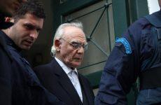 Αποφυλακίστηκε ο Άκης Τσοχατζόπουλος – Τι δήλωσε