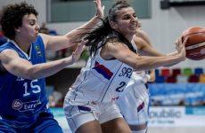 Θετική πρεμιέρα της εθνικής ομάδας μπάσκετ γυναικών στο Ευρωμπάσκετ