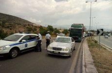 Τροχαίο με ελαφρά τραυματίες στην ΠΕΟ Βόλου-Λάρισας