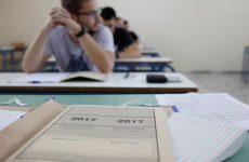 Αναβάλλονται την Τρίτη οι Πανελλαδικές σε Λέσβο, Χίο
