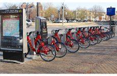 Εγκατάσταση συστήματος αυτόματης διάθεσης ποδηλάτων στο Βόλο