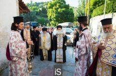 Ιερό Λείψανο της Αγίας Αικατερίνης στις Αφέτες Πηλίου