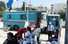 Επαρκές  το αίμα  στη Μαγνησία