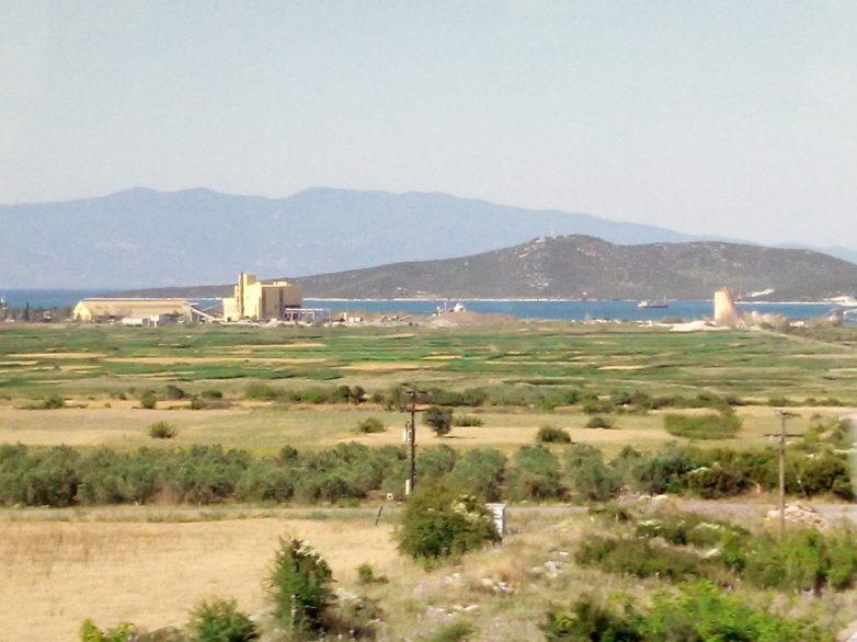 Νεκρός 61χρονος εργολάβος σε πλοίο στην Αμαλιάπολη