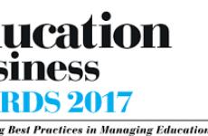 Βράβευση της Vellum Global Educational Services στα Education Business Awards 2017