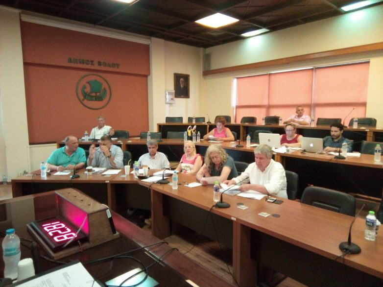 Αιχμές κατά  της Δημοτικής Αρχής Βόλου για επιλεκτική επιλογή Σωματείων