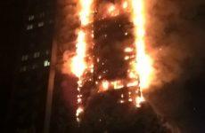 Μεγάλη πυρκαγιά με νεκρούς σε πολυώροφο πύργο στο Λονδίνο