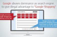 Πρόστιμο 2,42 δισ. ευρώ στην Google από την Ευρωπαϊκή Επιτροπή