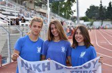 Πρωτιές κι επιτυχίες για τους αθλητές της Νίκης Βόλου  στους αγώνες «Δίια εν Ολύμπω 2017»