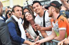 Γαλλία: Πλειοψηφία για τον Μακρόν