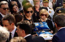 Το αντίο της Κρήτης στον Κωνσταντίνο Μητσοτάκη