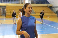 Η Ελένη Μοδέα στη γυναικεία ομάδα μπάσκετ του Ολυμπιακού Βόλου