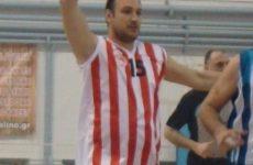 Ο Γιώργος Παρασκευάς  για άλλη μία χρονιά στην ομάδα μπάσκετ του  Ολυμπιακού Bόλου