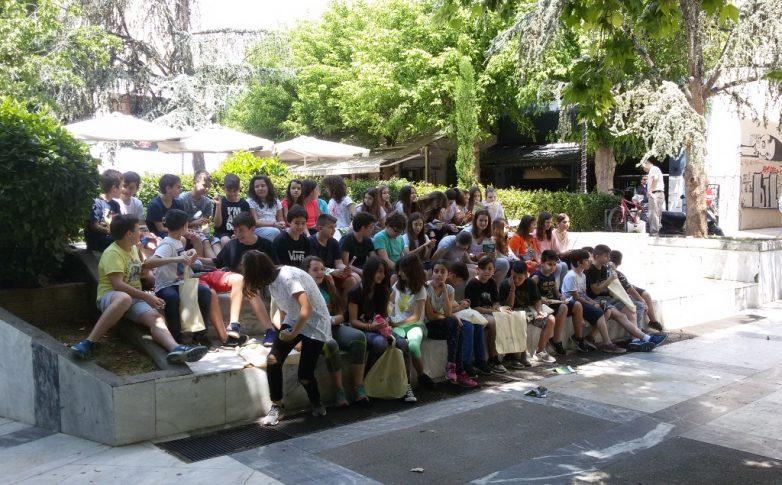 Πραγματοποιήθηκε εκδήλωση για τη σταδιακή κατάργηση της Πλαστικής Σακούλας