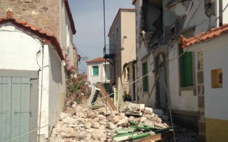 Λέσβος: 337 τα μη κατοικήσιμα σπίτια