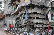 Κένυα: 15 αγνοούμενοι μετά από κατάρρευση επταώροφου κτιρίου