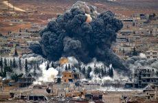 Συρία: 42 νεκροί από αεροεπιδρομή του διεθνούς συνασπισμού σε φυλακή του ΙΚ