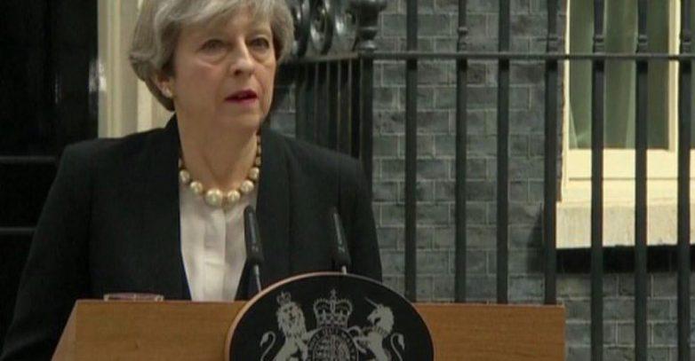 Συμφωνία για το Brexit από Ηνωμένο Βασίλειο και ΕΕ