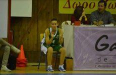 Ενίσχυση του γυναικείου μπάσκετ του Γ.Σ.Β. «Η ΝΙΚΗ» με την Ευαγγελία Κωστούλα