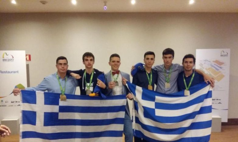 Πρωταθλήτρια στην Ευρωπαϊκή Ένωση η Ελλάδαστην 58η Διεθνή Μαθηματική Ολυμπιάδα