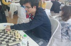 Πρωταθλητής Ελλάδος ο  Πέτρος Τριμίτζιος στο Πανελλήνιο Νεανικό Πρωτάθλημα Σκάκι
