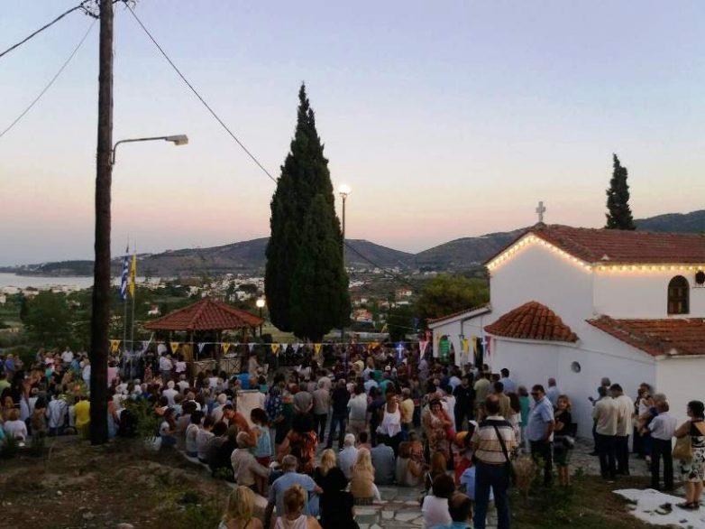 Εορτάστηκε μεγαλοπρεπώς η εορτή του Προφήτου Ηλία στις Αλυκές