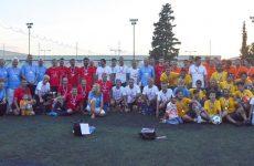 Τουρνουά ποδοσφαίρου στον Βόλο