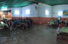 Με τα αγόρια του Λυκείου συναντήθηκε ο μητροπολίτης στην κατασκήνωση Αγίου Λαυρεντίου