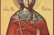 Πανηγύρεις Αγίας Μαρίνης  στη Μαγνησία