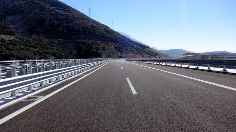 Ξεκίνησαν οι εργασίες στο νότιο τμήμα του αυτοκινητοδρόμου Κεντρικής Ελλάδος Ε65