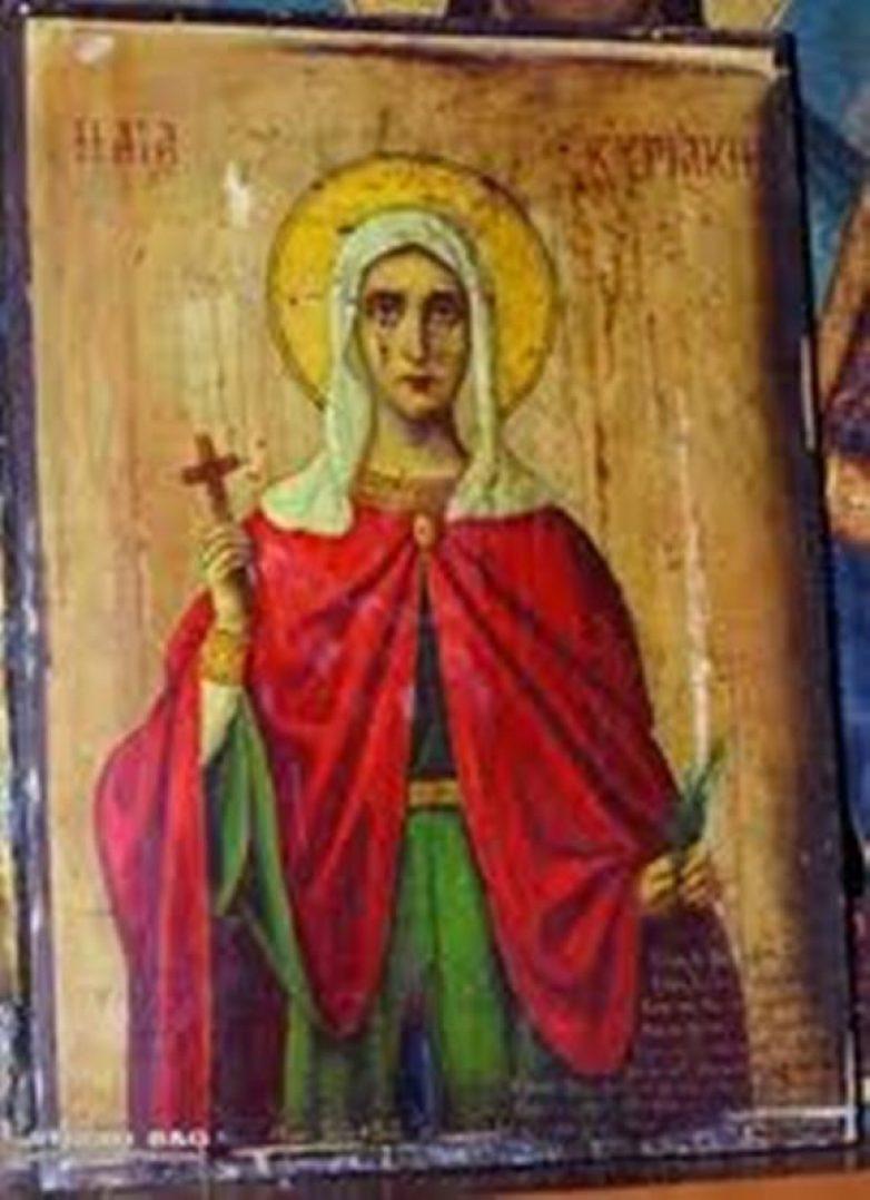 Θυρανοίξια Ιερού Ναού Αγίας Κυριακής Βόλου