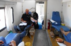 Eθελοντική αιμοδοσία  αστυνομικών