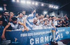 Χρυσή πρωταθλήτρια Ευρώπης η Εθνική Νέων στο μπάσκετ