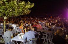 Πλήθος κόσμου στη  Γιορτή Πεπονιού στο Διμήνι