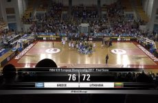 Μπάσκετ: Στους «4» της Ευρώπης η Εθνική Νέων Ανδρών