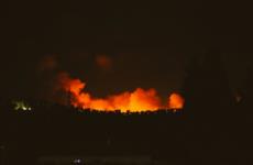 Υπό έλεγχο η φωτιά στη Μυτιλήνη